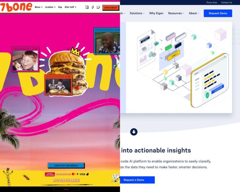 Burgers and AI