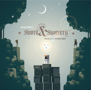 Jim Guthrie - Sword & Sworcery LP - The Ballad of the Space Babies