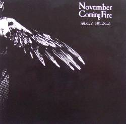 November Coming Fire - Black Ballads